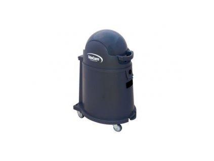 Bezzápachový koš na pleny OdoCare 45 l s kolečky