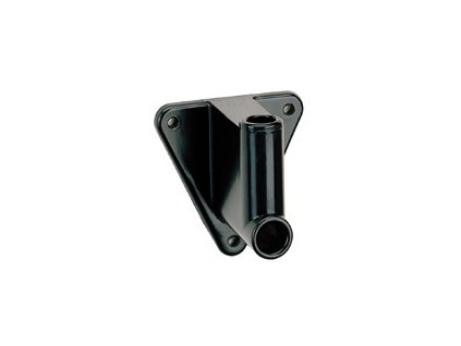 Nástěnný držák pro lampu kovový