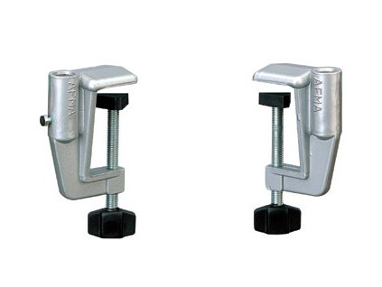 Svěrák pro stolní lampu hliníkový