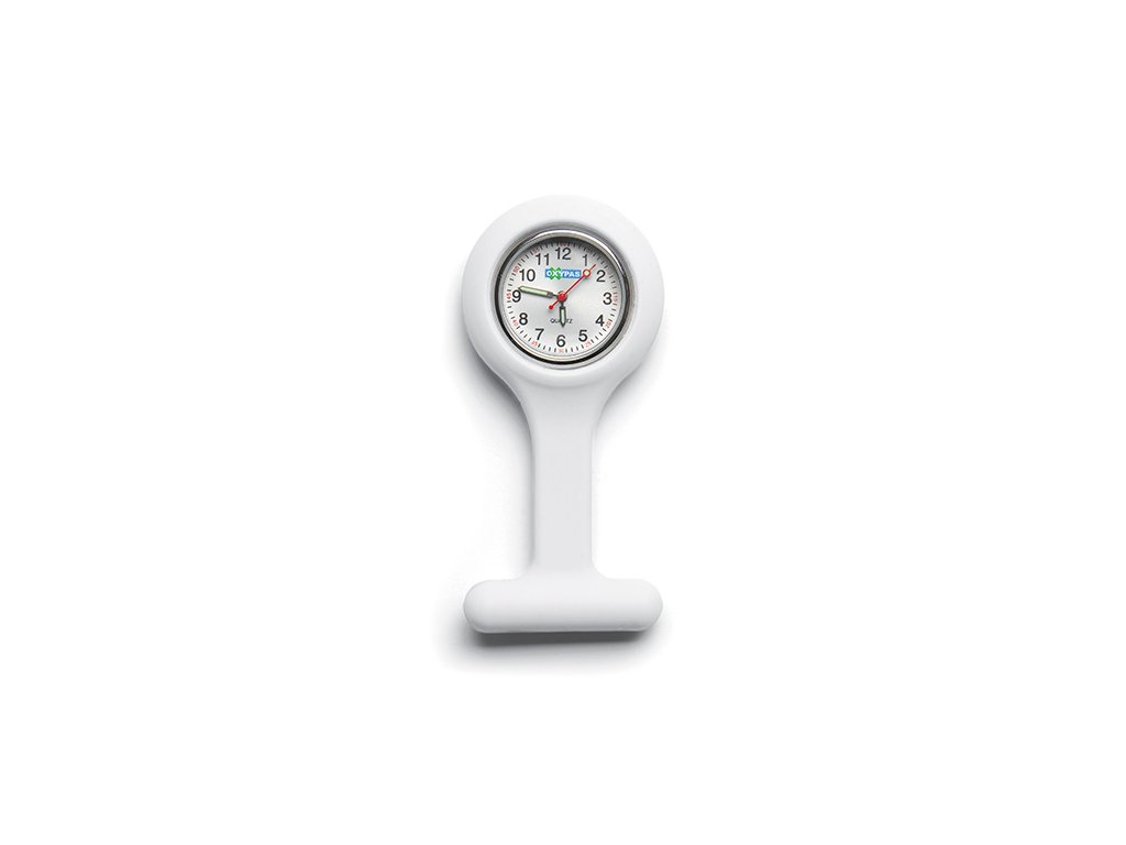 OXYWATCH silikonove hodinky WHT preview