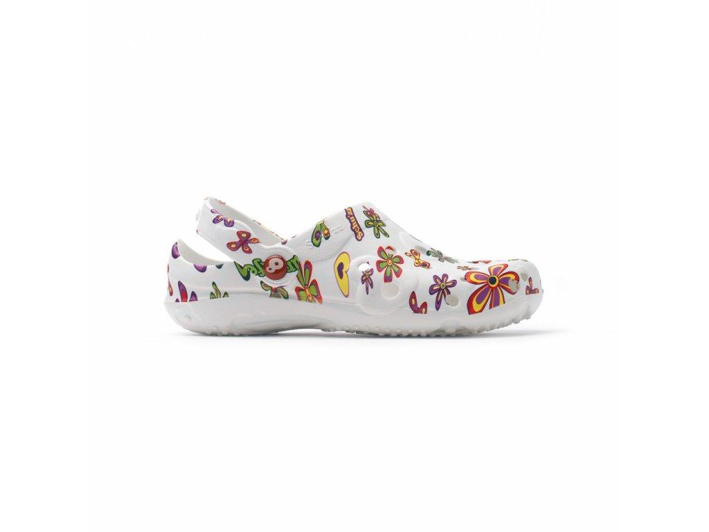 obuv schuzz globule velke kvety 01