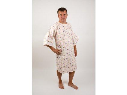 Kosile pooperacni pro pacienty ANDEL univerzalni velikost 56 XL bila 01