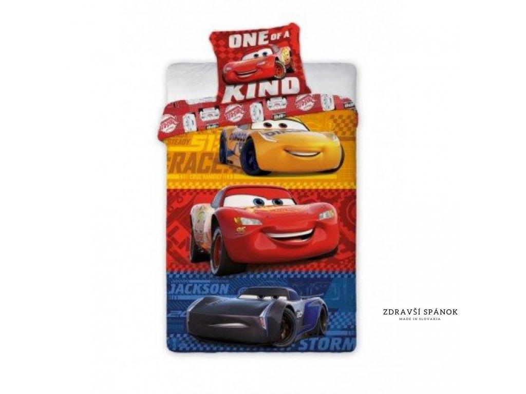 cars postelne obliecky