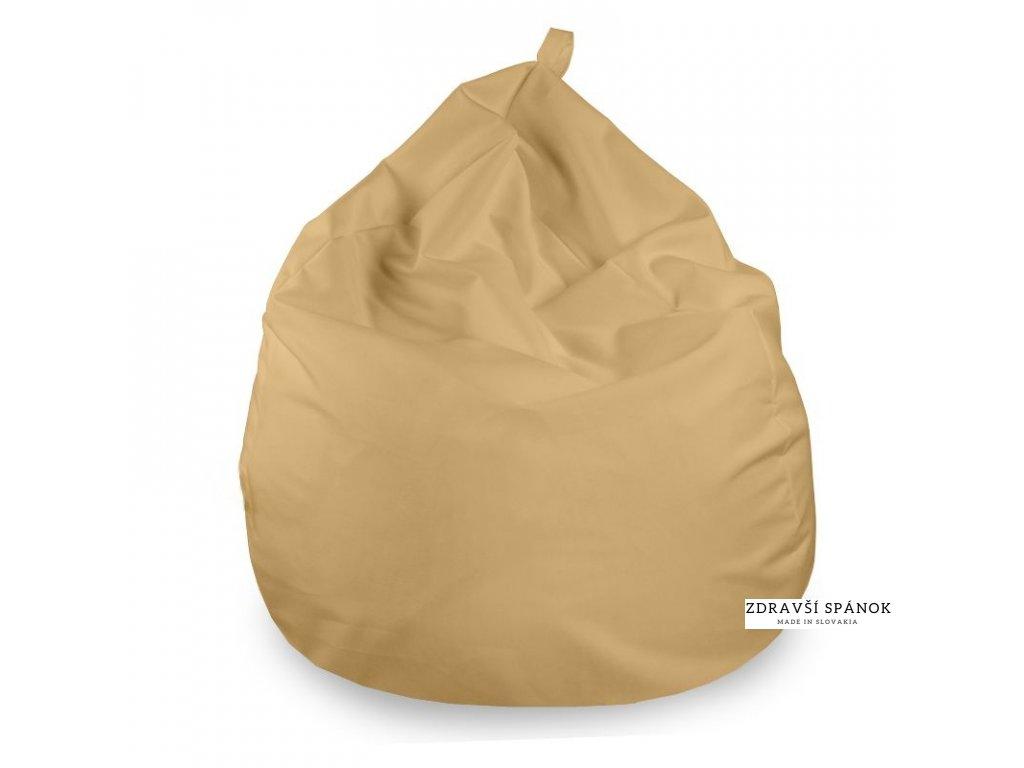 Sedací vak BAG Sako XL Ekokoža