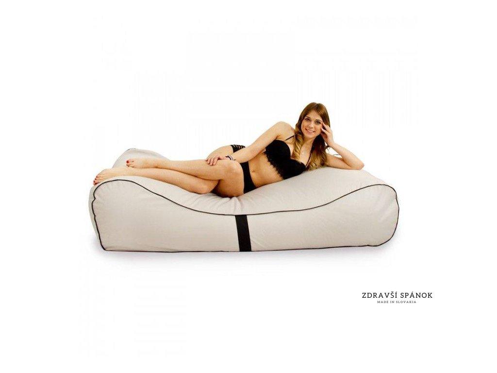 Sedací vak Lounge Sole Nylon- Vodeodolný