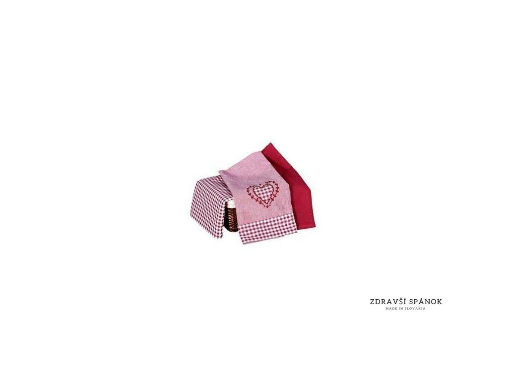 utierka červená