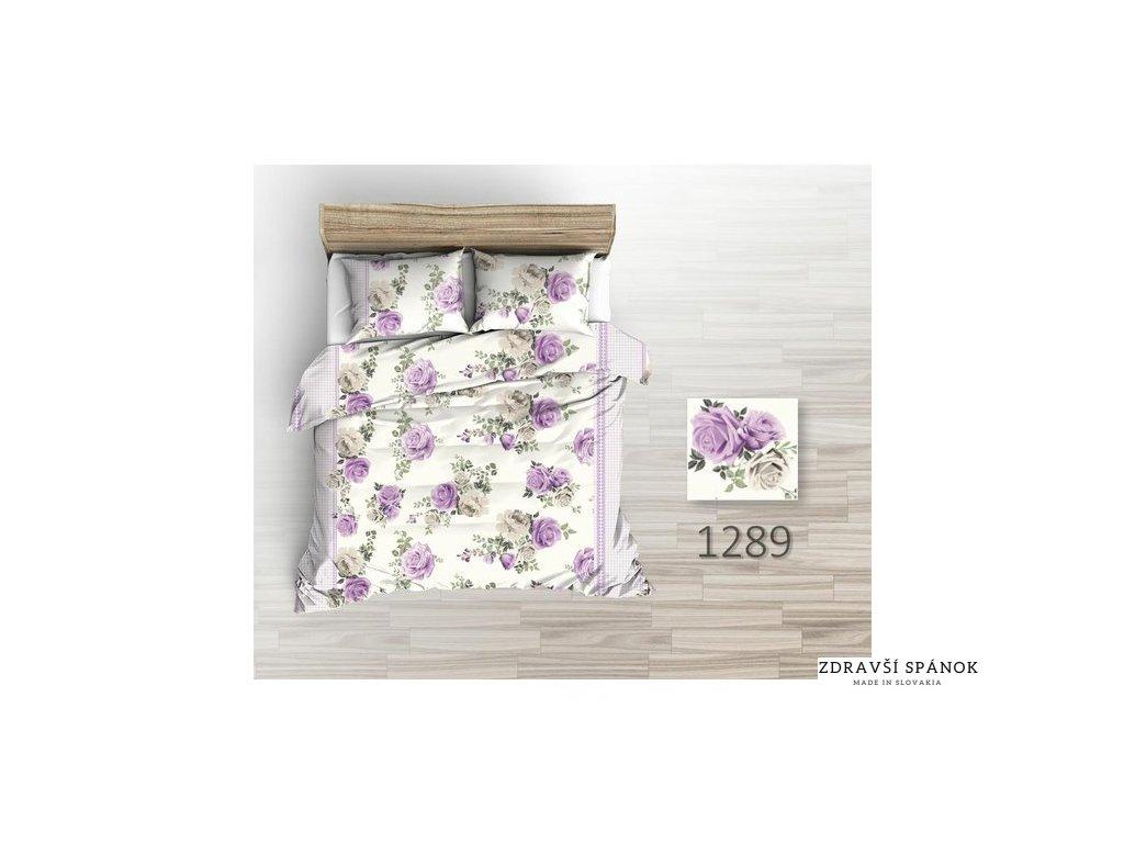 fialová ruža 1289