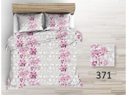 pink krep kvet