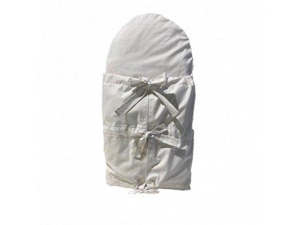 zavinovacka biela 120x37cm