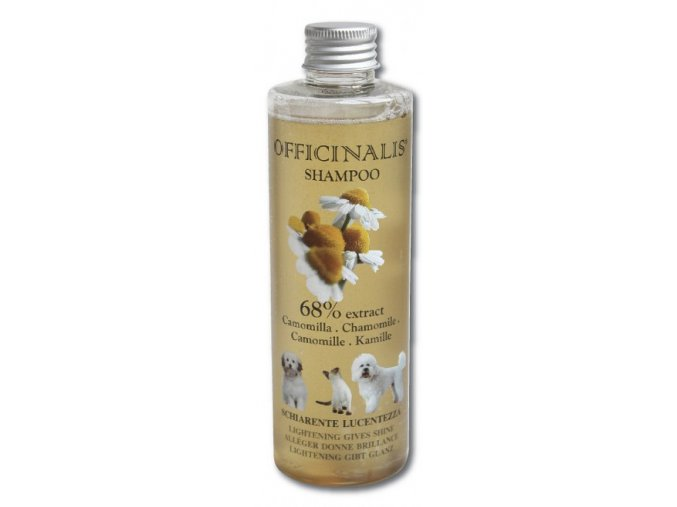 shampoo camomilla