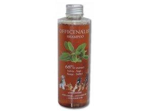shampoo salvia