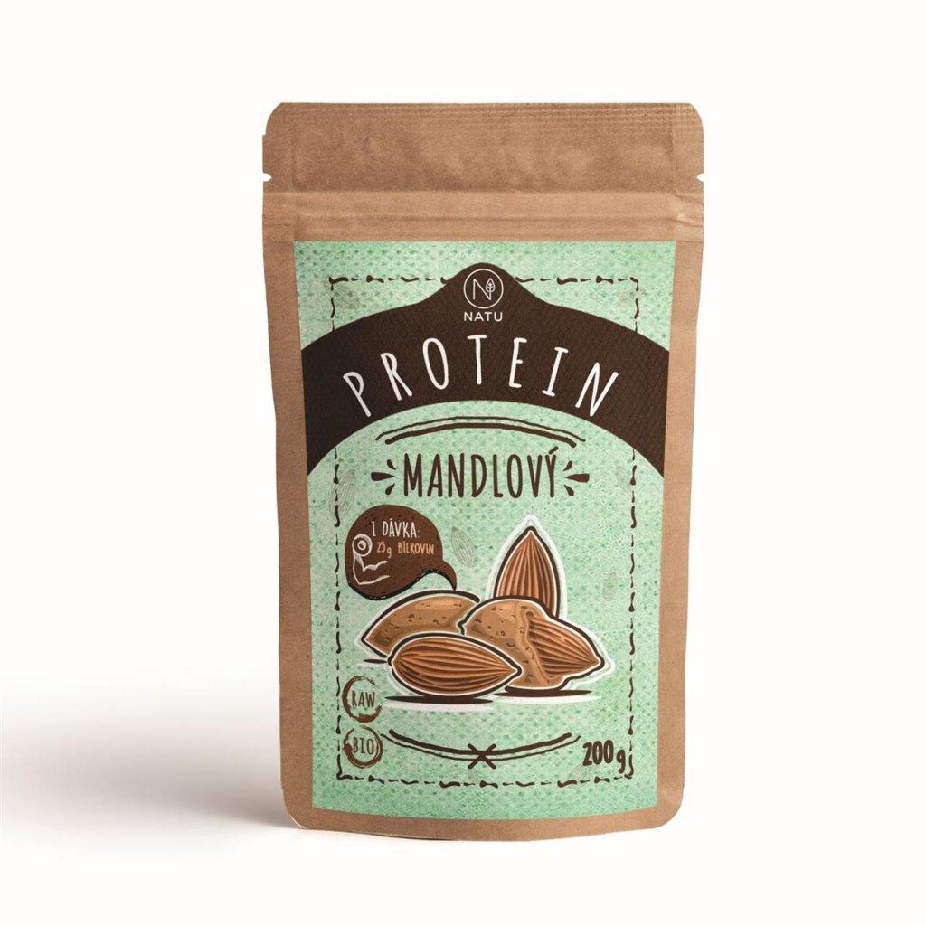 Mandlovy protein 200 g