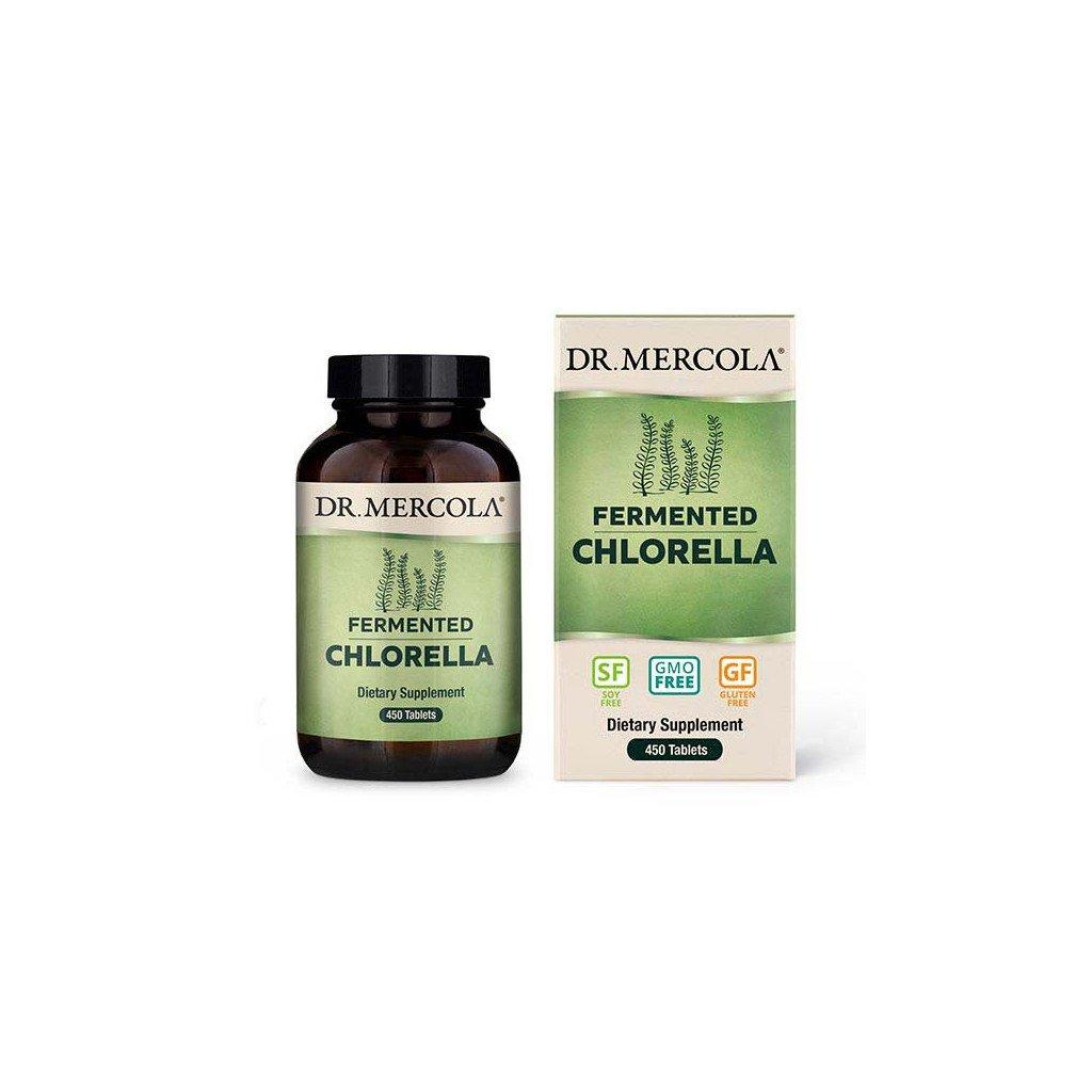 chlorella fermentovana 450 tablet