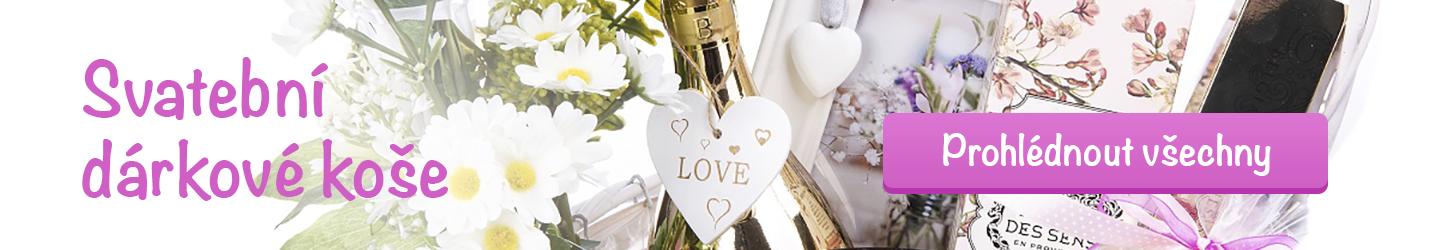 Svatební dárkové koše