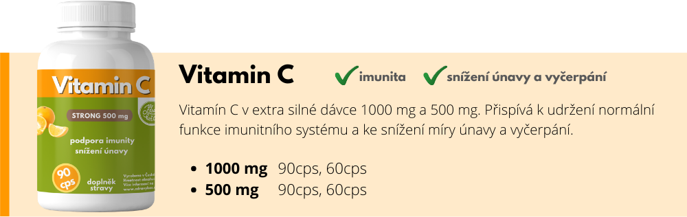 Zdravýkoš Vitamin C