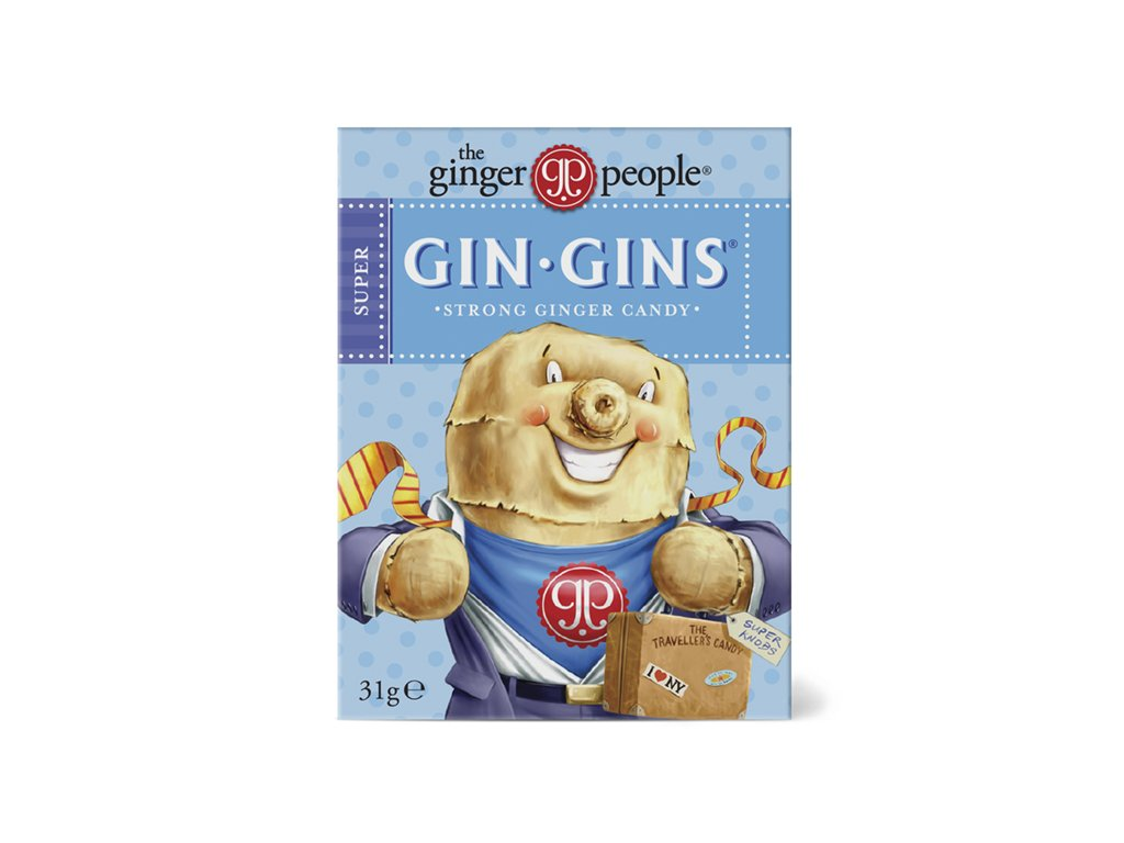 TGP gingins extra silne
