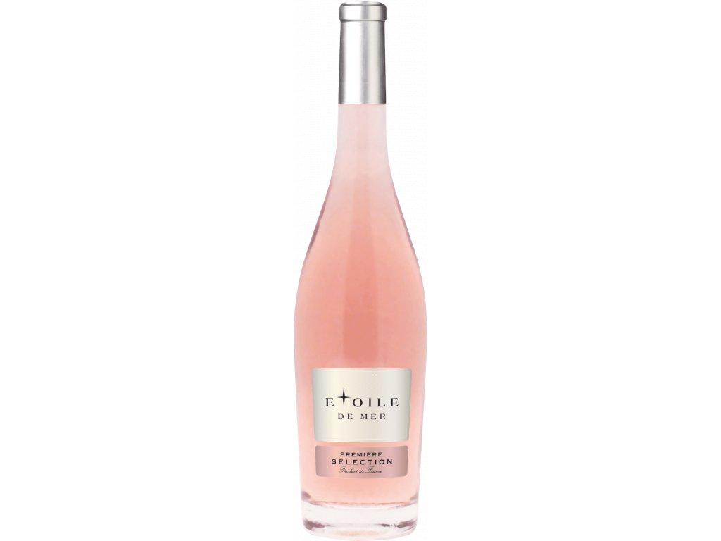 Etoile de Mer Blush Rosé IGP 0,75l