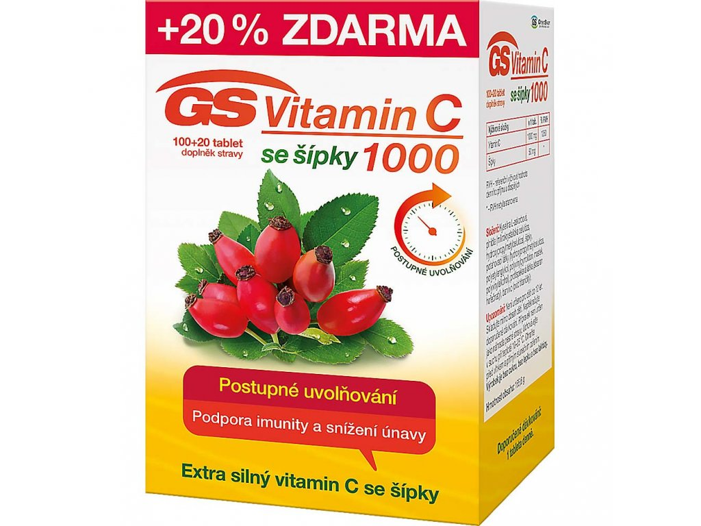 gs vitamin c 1000 se sipky 100 20 tablet 2197839 1000x1000 fit