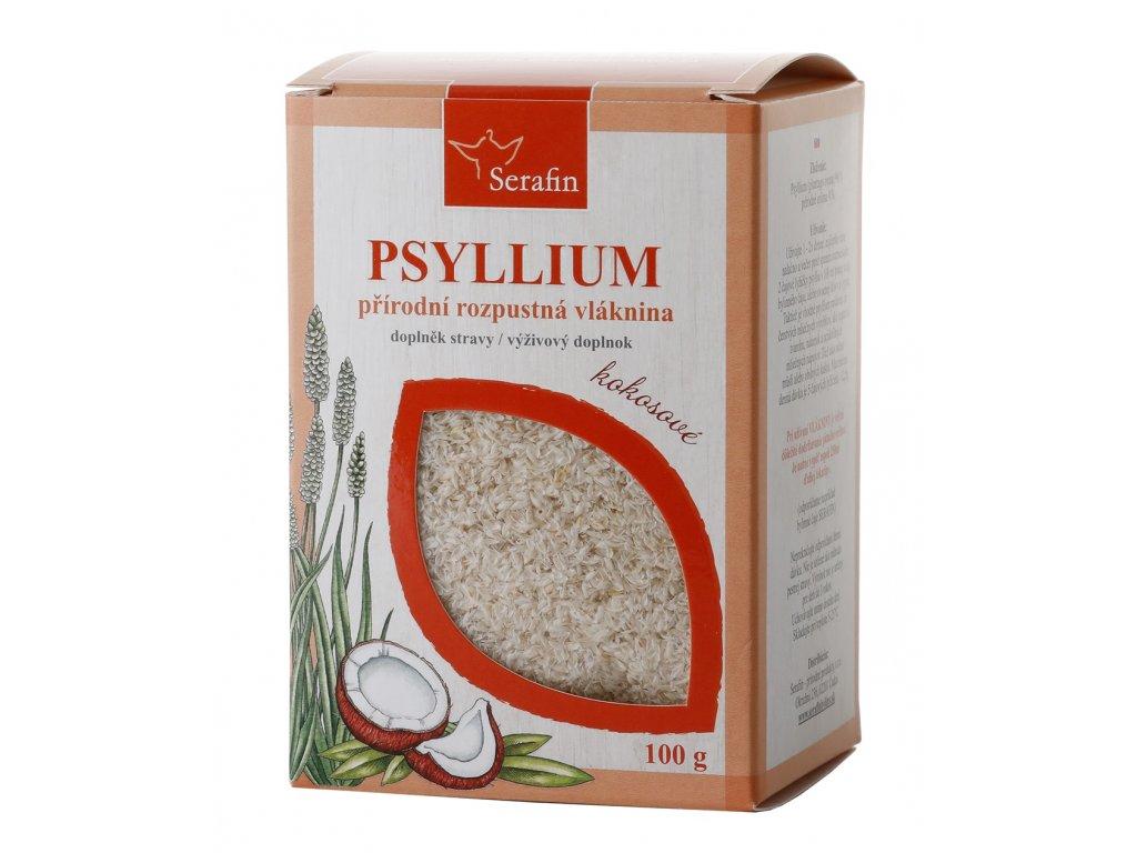 psyllium kokosové oříznuté 100g