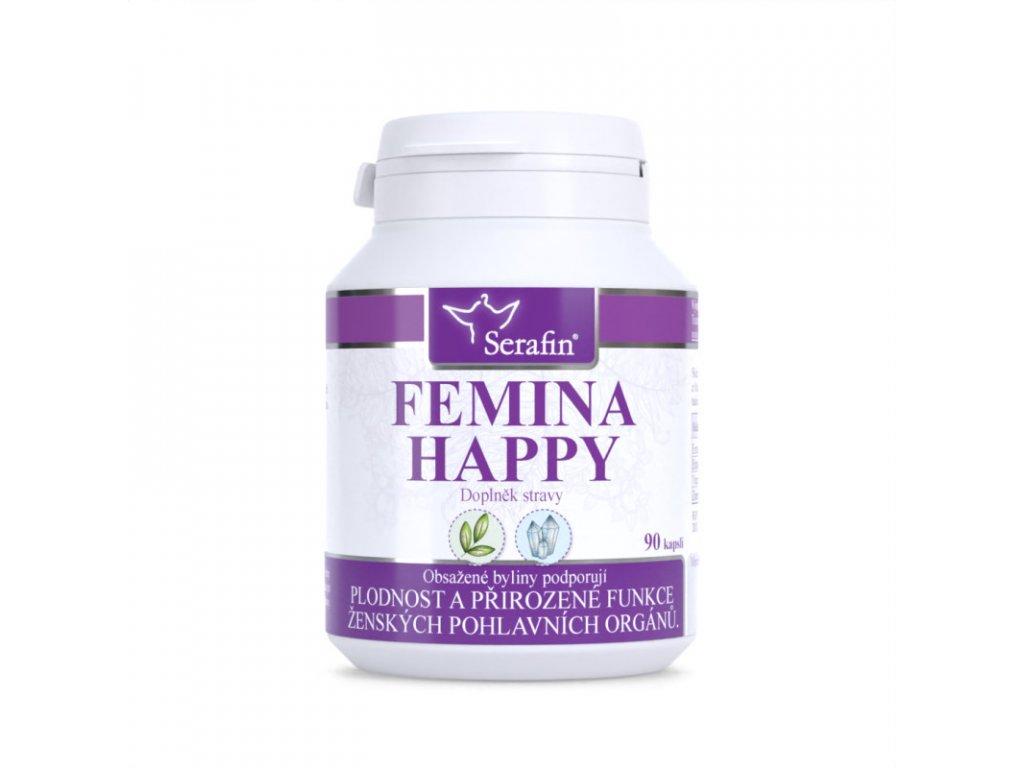 serafin femina happy