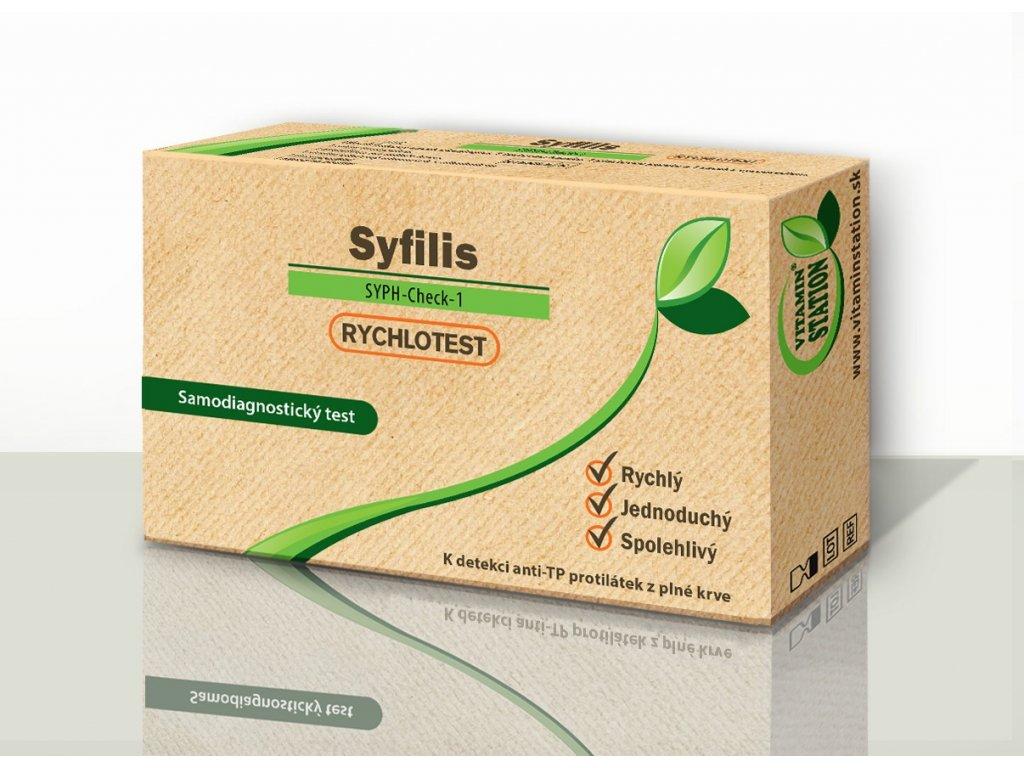 Syfilis CZ