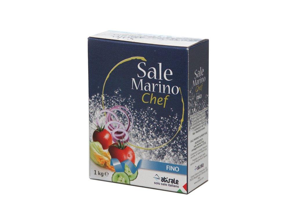sůl jemná