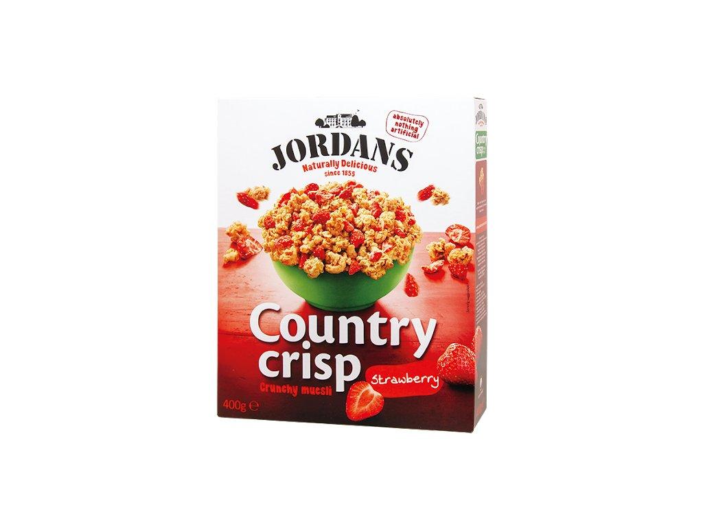 Jordans jahody