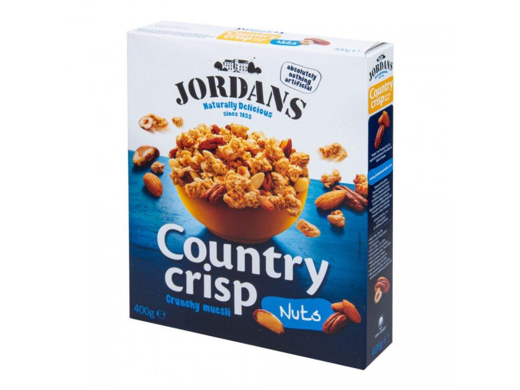 jordans ořechy