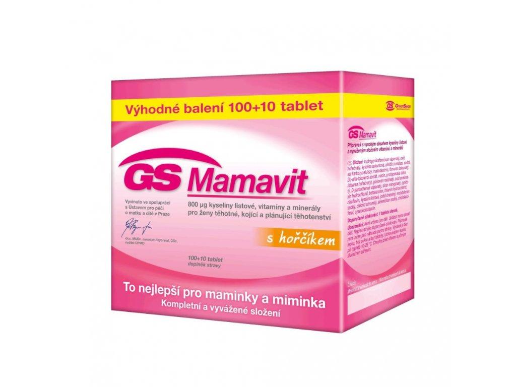 GS Mamavit 100 10 tablet min
