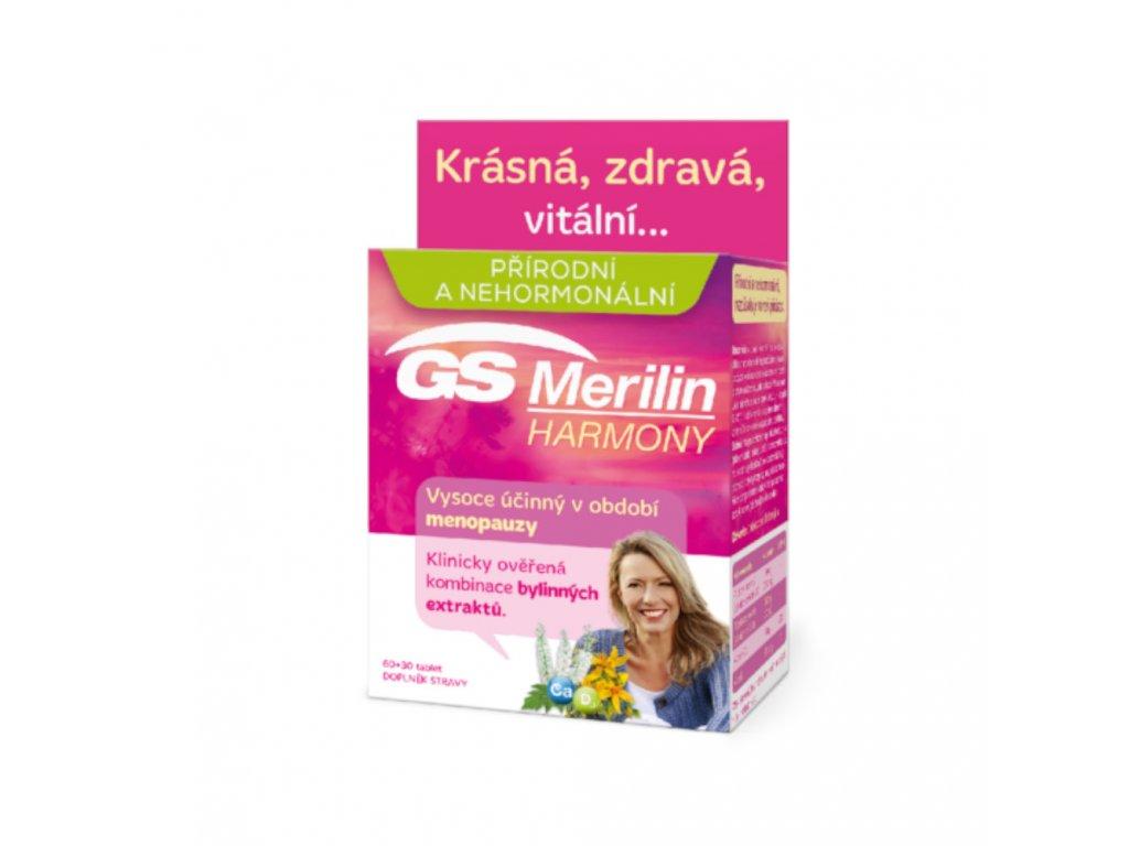 GS Merilin Harmony 60 30 tablet
