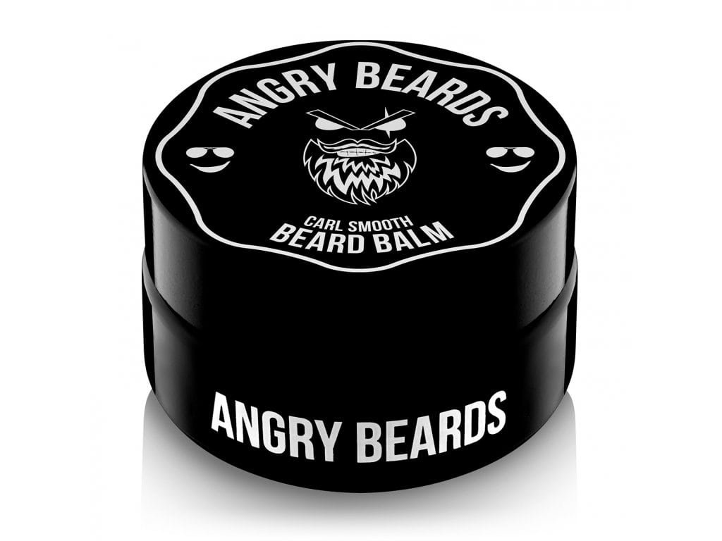 angry beards carl smooth balzam na vousy min