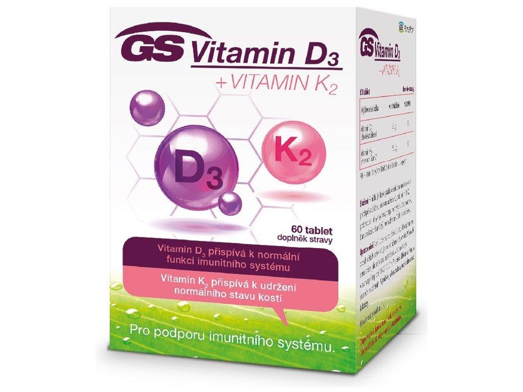 gs vitamin d3 vitamin k2