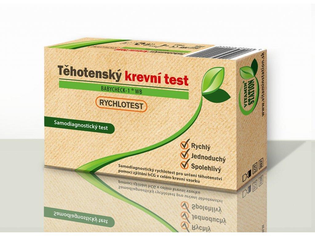 diagnosticky rychlotest tehotensky test z krve CZ min