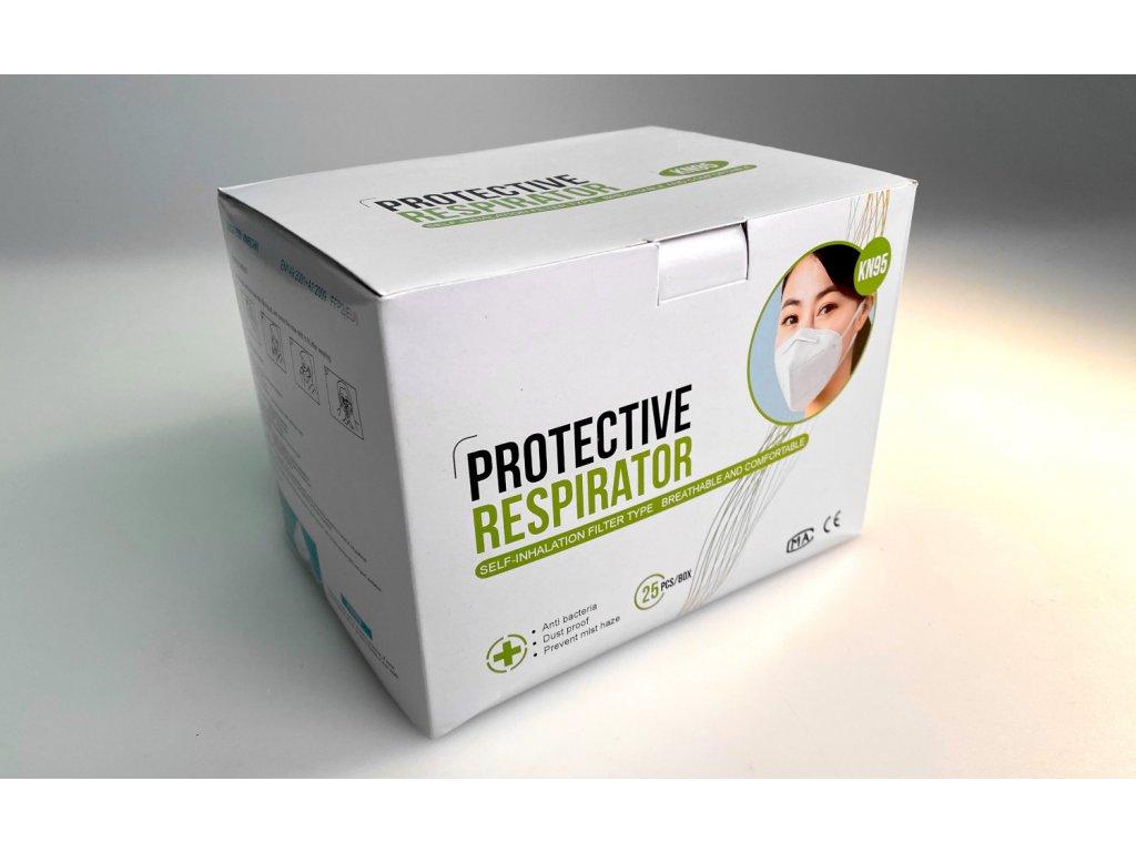 respirator kn95 box