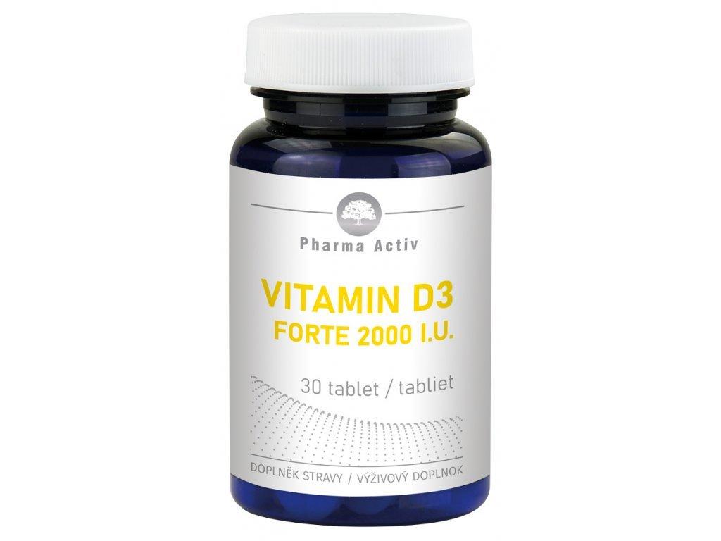 pharma activ vitamin d3 30tbl