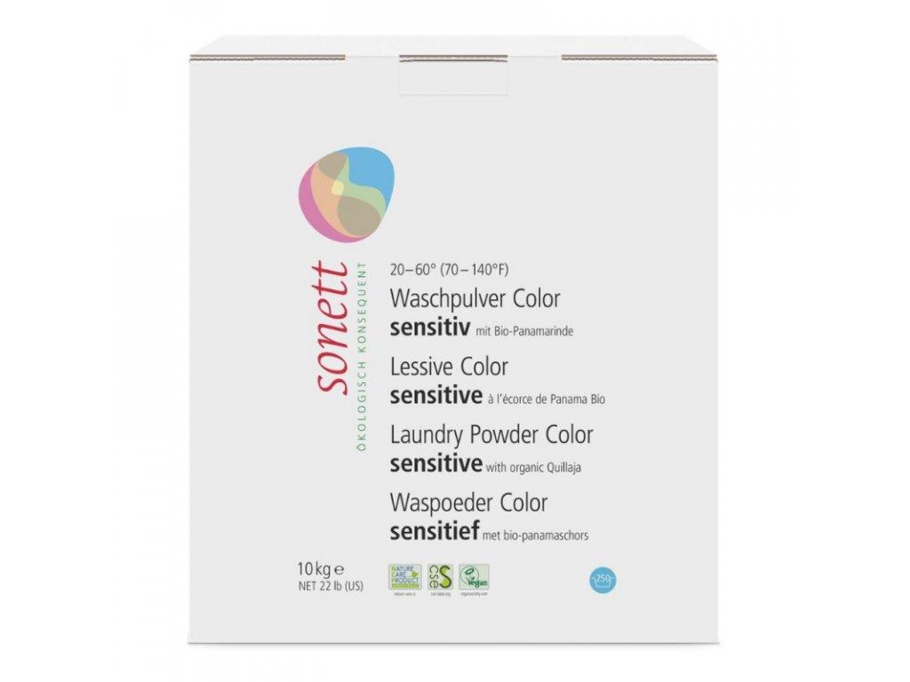 Sonett Prášek na praní COLOR - Sensitive 10kg