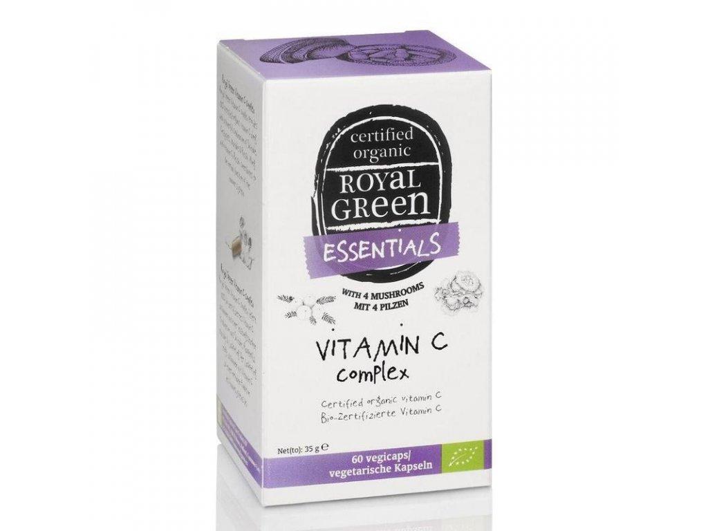 royal green bio vitamin c komplex 60tablet