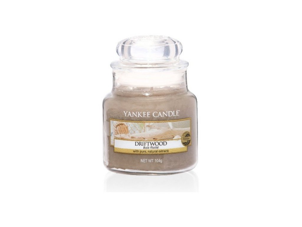 Yankee Candle Driftwood vonná svíčka 104g