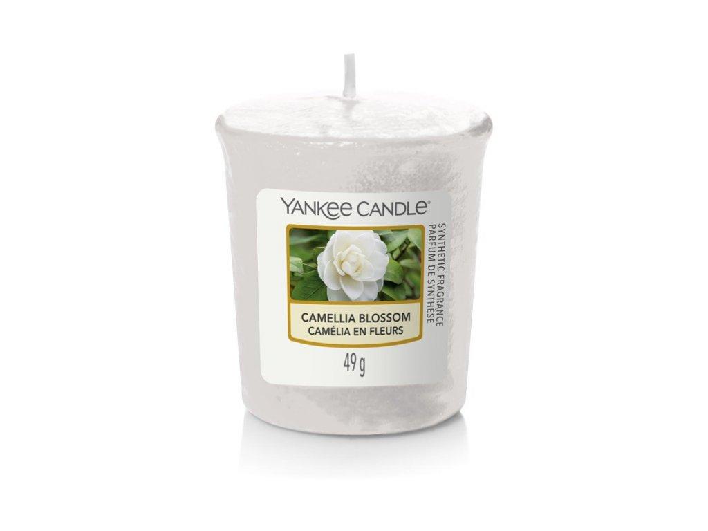 Yankee Candle Camellia Blossom votivní vonná svíčka 49g