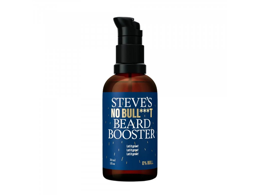 Steve's Beard Booster přípravek na růst vousů 30ml