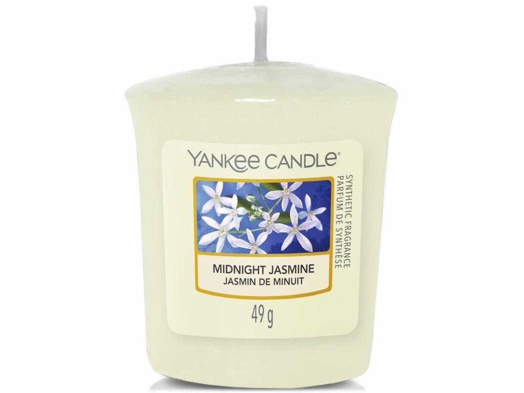 6371 yankee candle midnight jasmine votivni