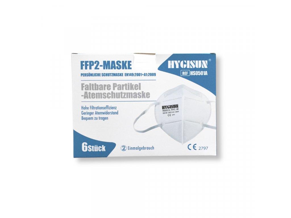respirator hygisun bily 6ks
