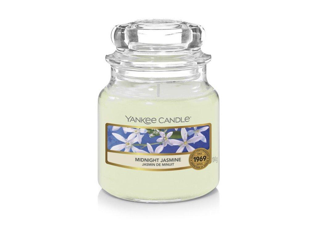 Yankee Candle Midnight Jasmine vonná svíčka 104g