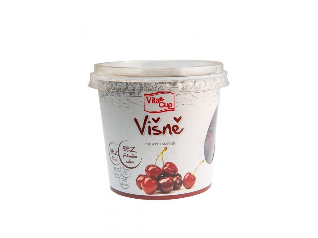 Vita Cup Višně celé lyofilizované 35g