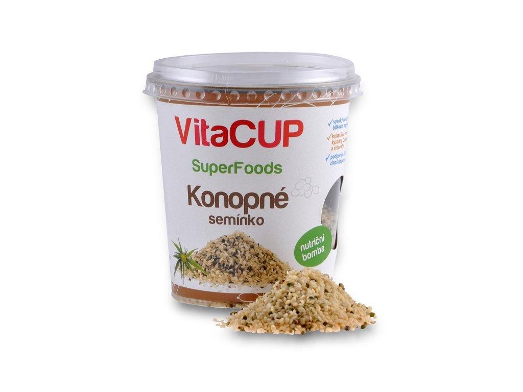 Vitacup Konopné semínko 150g