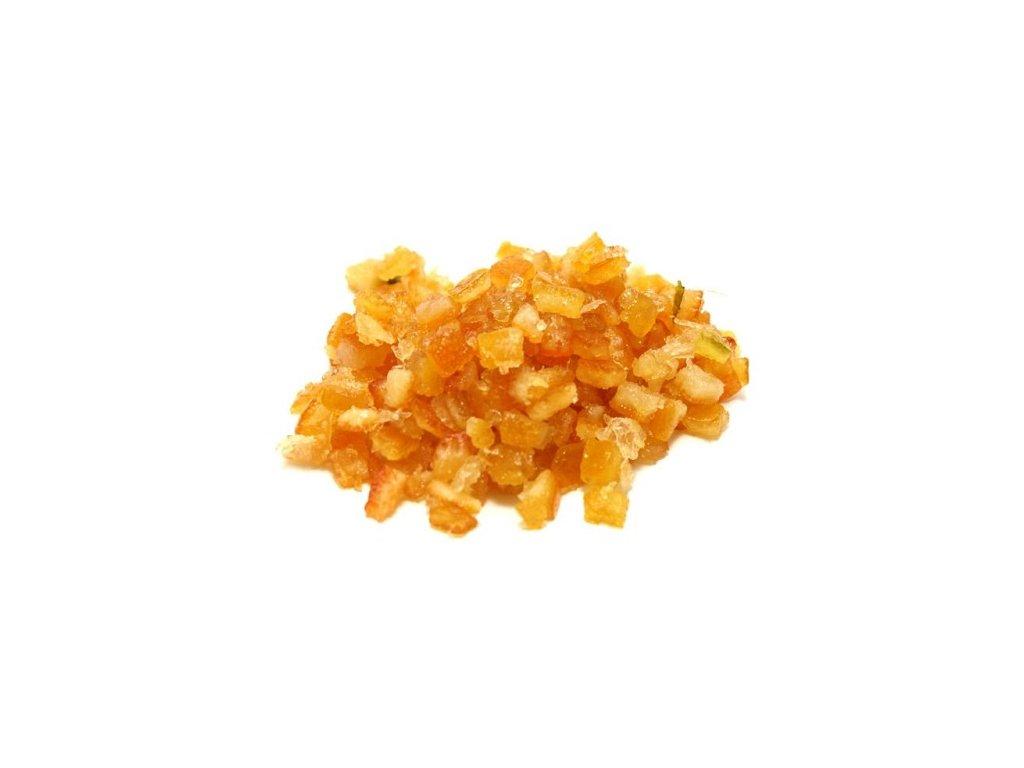 Pomerančová kůra kandovaná 1 kg