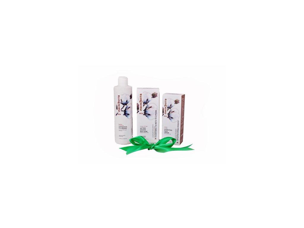 Dárkový balíček Kosmetika Macrovita Men