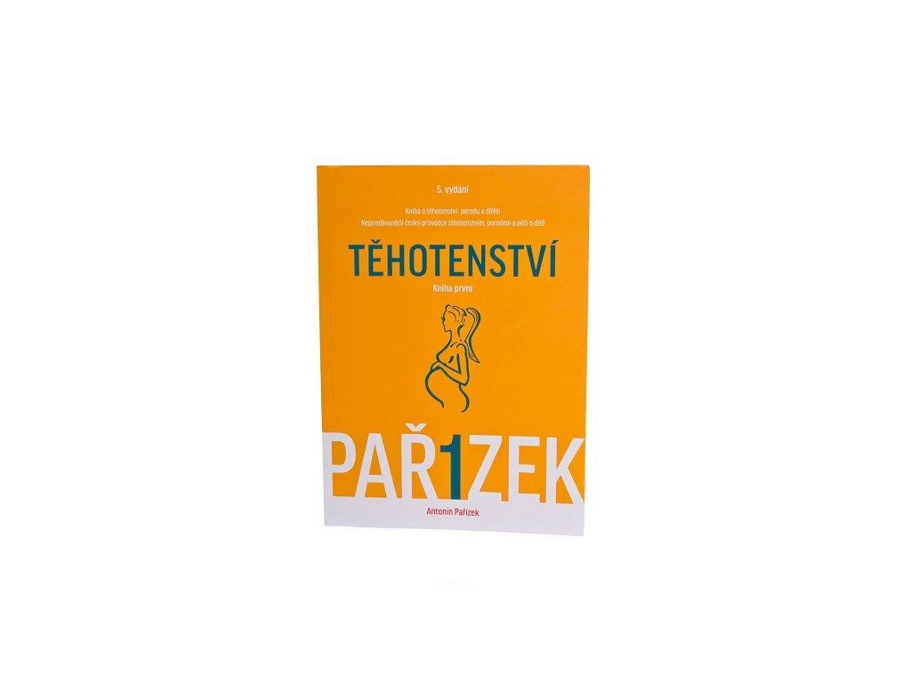 Kniha o těhotenství, porodu a dítěti  I.díl