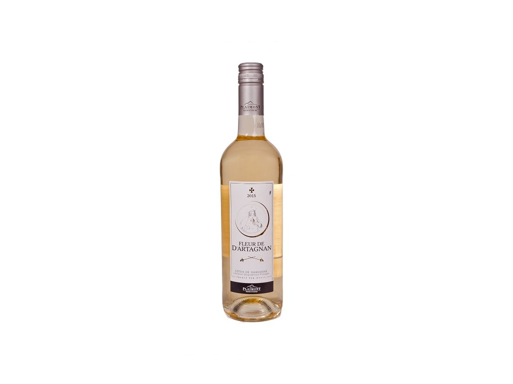 Fleur de D´Artagnan White, bílé víno 0,75l