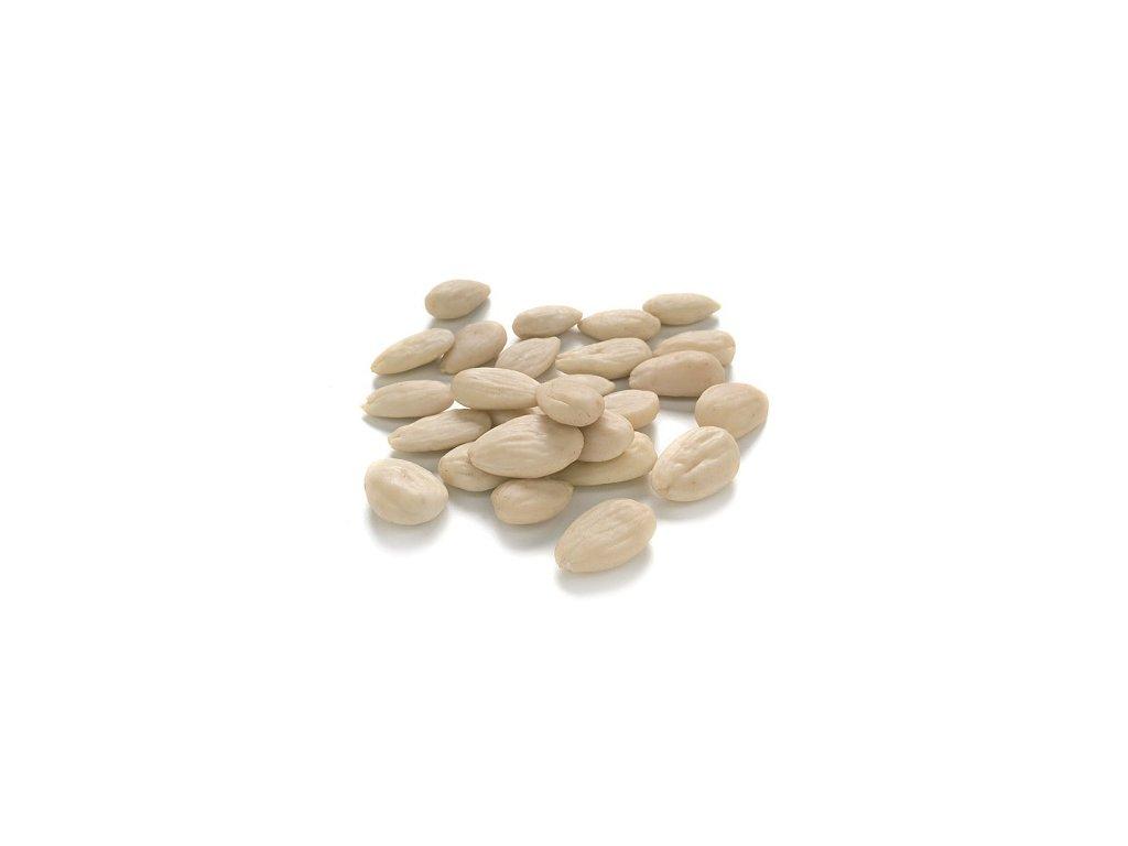 Mandle loupané 23/25 /blanšírované/ 1 kg
